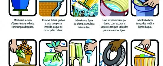 Vigilante no Combate a Dengue