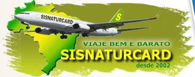 Tabela Sisnaturcard – Maio/2016