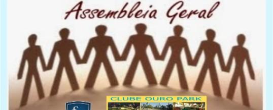 Assembléia  para Discutir a Parceria entre o Sindseg e o Clube Ouro Park